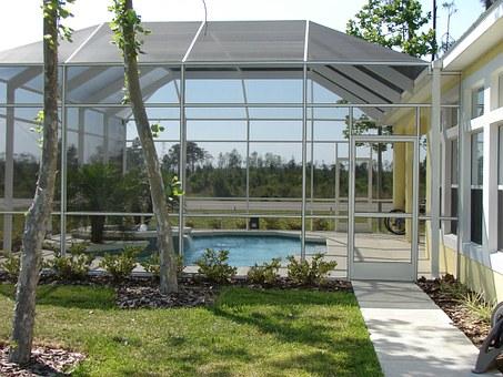 piscine veranda