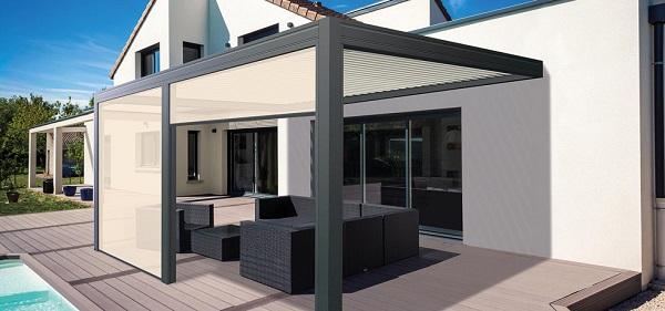veranda moderne choisir